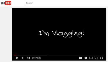 im-vlogging