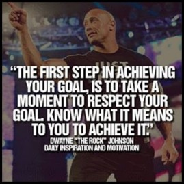 respect your goal